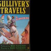 Guliverova putovanja (1939) - plakat